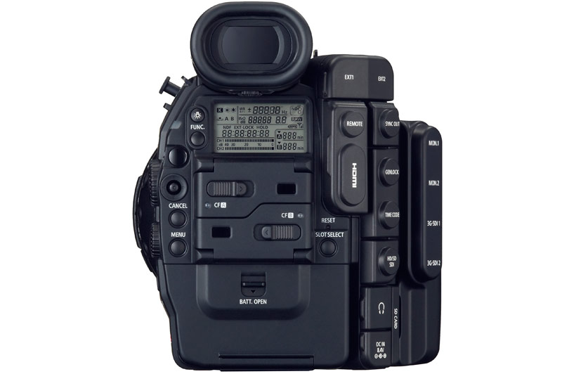 Canon Cinema EOS-1D C and C500 - Engadget Galleries