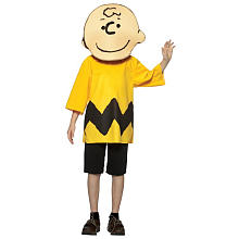 "Peanuts Charlie Brown Halloween Costume - Child Size 7-10 - Buyseasons - Toys ""R"" Us"
