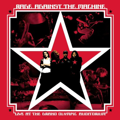 Amazon.co.jp: Live at the Grand Olympic Auditorium: Rage Against the Machine: 音楽