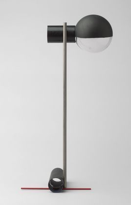 MoMA | The Collection | Gerrit Rietveld. Table Lamp. 1925