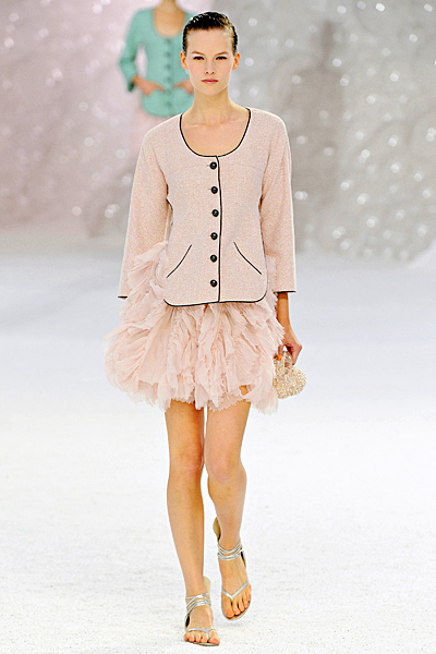 OOOK - Chanel - Ready-to-Wear 2012 Spring-Summer - LOOK 20