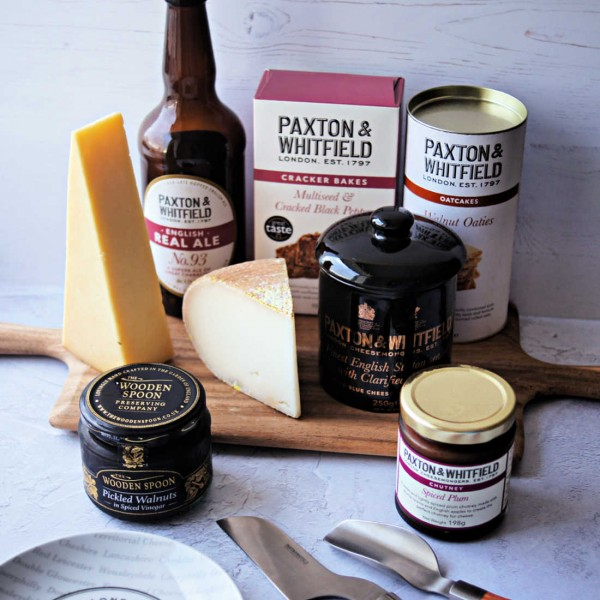 Buy September Cheese Treats - Cheese Hamper | Paxton & Whitfield