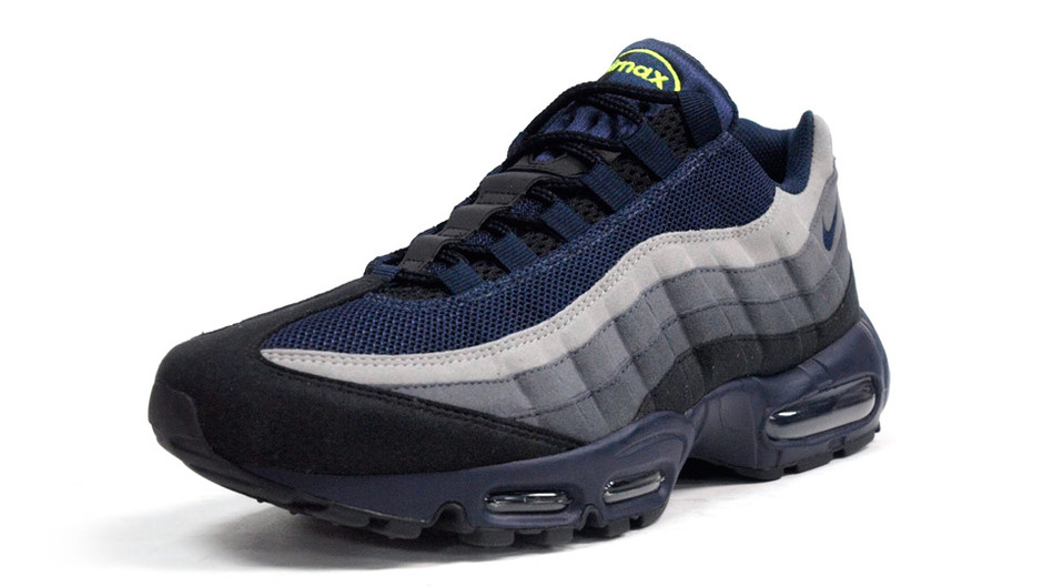 AIR MAX 95 「EKIDEN PACK」 「LIMITED EDITION for EKIDEN」 GRY/NVY