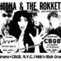 Sheena & The Rokkets official photos