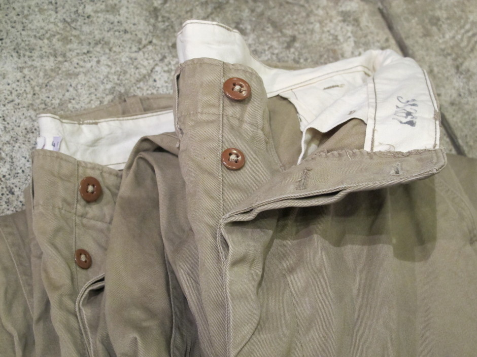 Blog from ArchStyle » US ARMY OLD MILITARY PANTS 入荷のお知らせ|archstyle|Arch アーチ