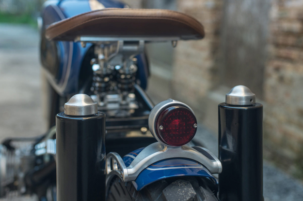 BMW R50 by Analog Motorcycles | Bike EXIF