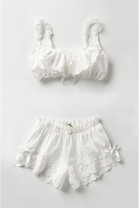 lingerie addicted / cotton underthings