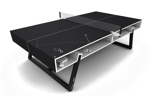 "You Are My Starship: Aruliden for PUMA ""Chalk"" Table Tennis Table"