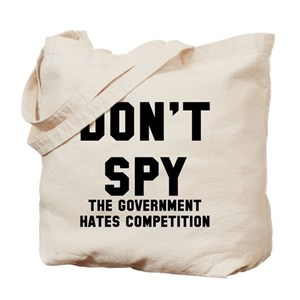 Spy Government Competition Tote Bag - Google 検索
