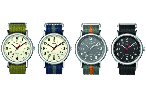Google 画像検索結果: http://www.ragerlife.com/wp-content/uploads/2011/08/timex-weekender-collection.jpg