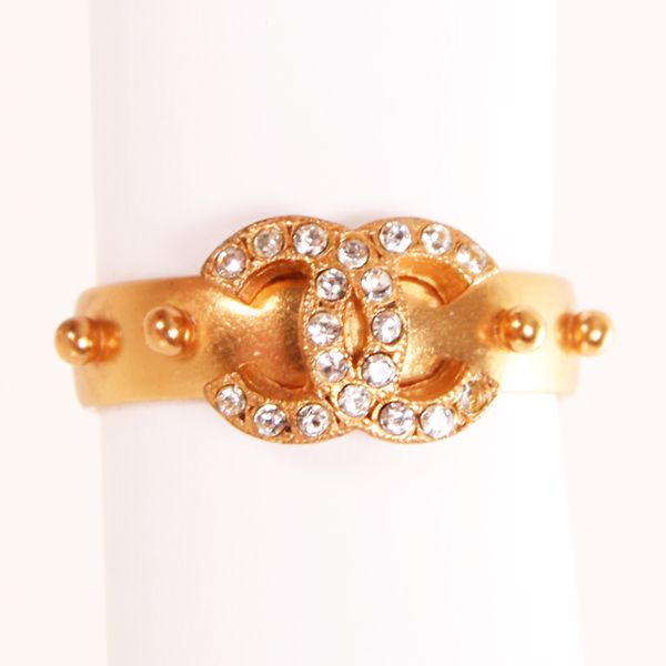 CHANEL / CHANEL RING @Michelle Coleman-HERS