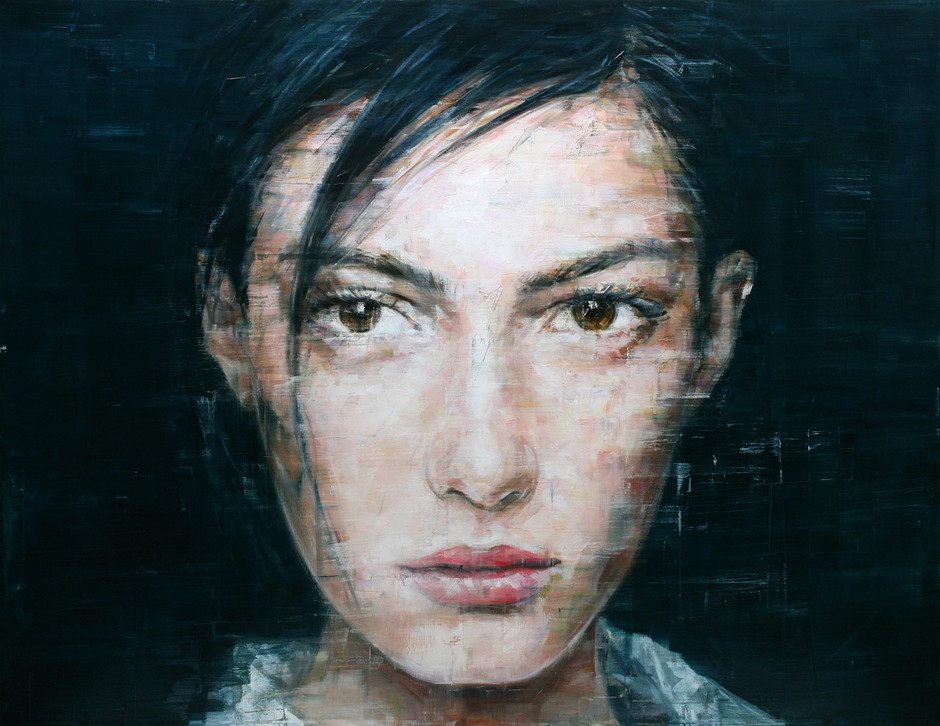 Portrait Paintings by Harding Meyer | Cuded