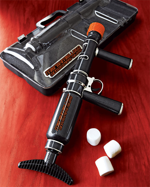 Executive Elite Marshmallow Blaster | GadgetReview