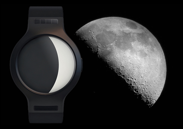 Moonwatch by The Emotion Lab » Yanko Design