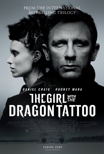 Amazon.com: The Girl with the Dragon Tattoo (Three-Disc Combo Blu-ray / DVD + UltraViolet Digital Copy): Daniel Craig, Rooney Mara, David Fincher: Movies & TV