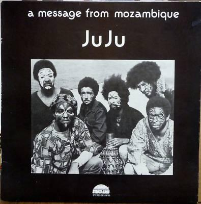 "CollectorsFrenzy - JuJu ""A Message From Mozambique"" 1973 Strata-East LP"