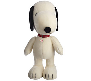 Steiff Snoopy Limited Edition 40-inch Giant Mohair Dog — QVC.com