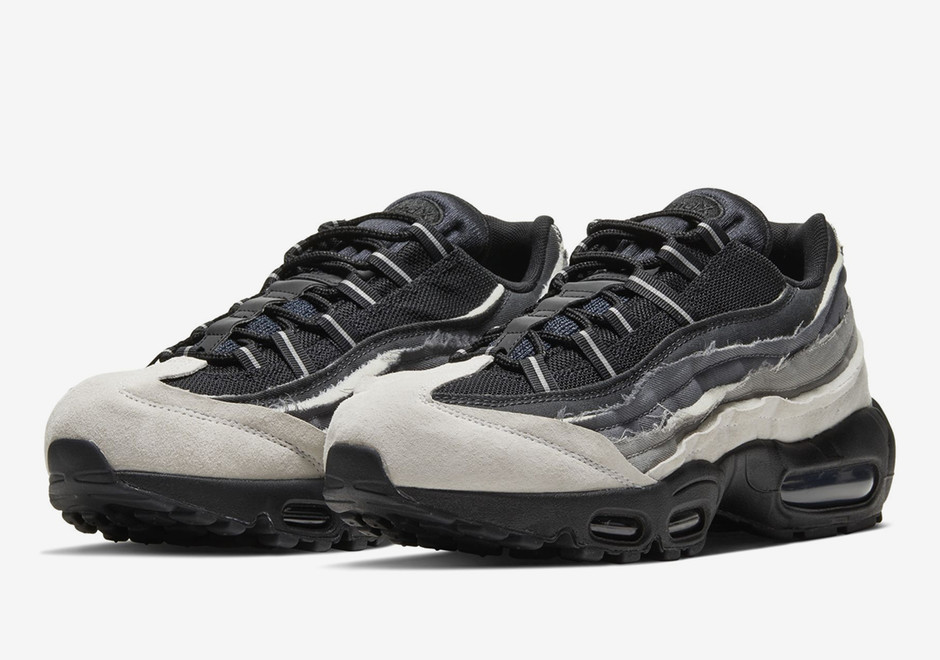 COMME des GARCONS CDG Nike Air Max 95 Release Info | SneakerNews.com