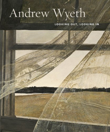 Amazon.co.jp: Andrew Wyeth: Looking Out, Looking in: Nancy K. Anderson, Charles Brock: 洋書
