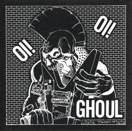 GHOUL(グール)OI!OI! Tシャツ発売決定!! HOLD UP LABEL OFFCIAL BLOG