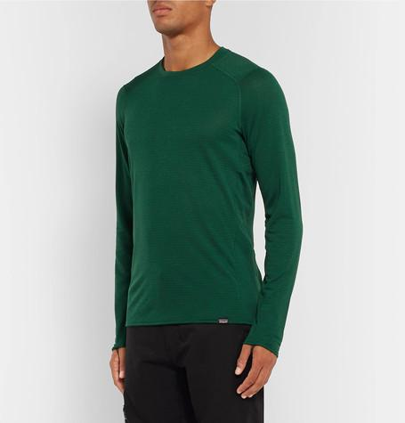 Patagonia - Capilene® Polartec® Power Grid™ Base Layer
