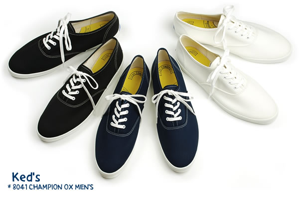 【楽天市場】** Keds / ケッズ ** #8041 CHAMPION OXFORD MEN'S / メンズ:FLISCO