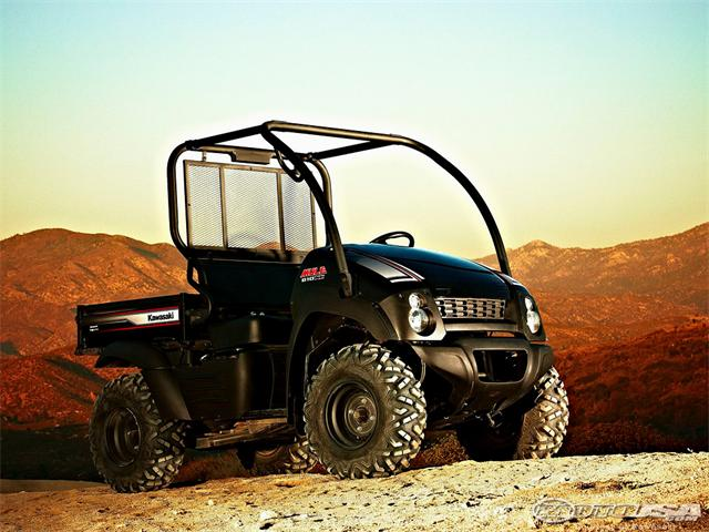 2010 Kawasaki Mule 610 4x4 XC Picture 1 of 8 - Motorcycle USA