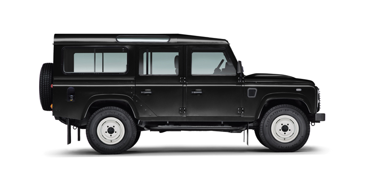 4x4 Station Wagon- Land Rover Defender Station Wagon | Land Rover UK