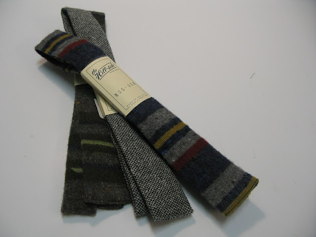 Portland Dry Goods Co.: The Hill-Side Collection - Ties & Scarves