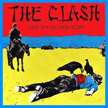 the clash give 'em enough rope - Google 画像検索