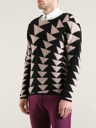 Fancy - Merino Wool Sweater by Paul Smith