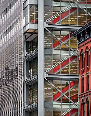 New York Times Building | Art and design | guardian.co.uk