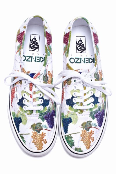 HEARD IT THROUGH THE GRAPEVINE: KENZO X VANS ROUND TROIS! - OPENING CEREMONY