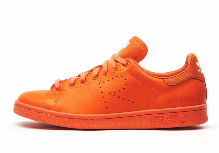 Raf Simons designer 'Stan Smith'-kollektion / NYHED / MODE / SOUNDVENUE