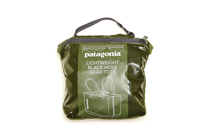 Patagonia/Lightweight Black Hole Gear Tote-SPTG