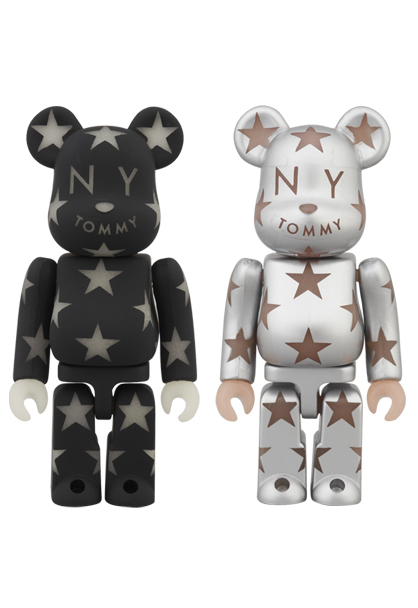 MEDICOM TOY - BE@RBRICK TOMMY