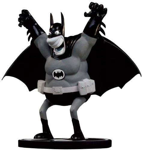 Amazon.co.jp: Batman - Mini Statue: Black & White (By Sergio Aragones): ホビー
