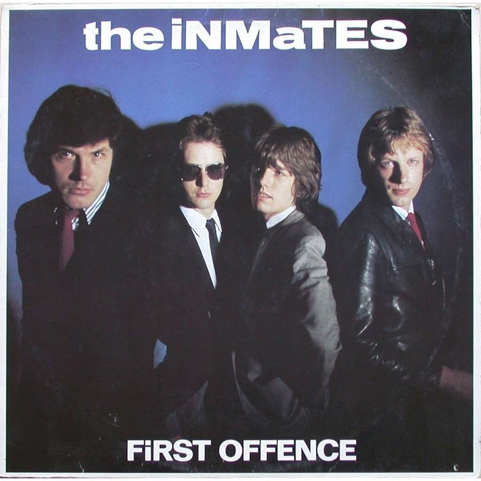 THE INMATES, first offence, LP for sale on CDandLP.com