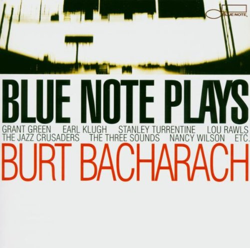 Amazon.co.jp: Blue Note Plays Burt Bacharach: Burt Bacharach: 音楽