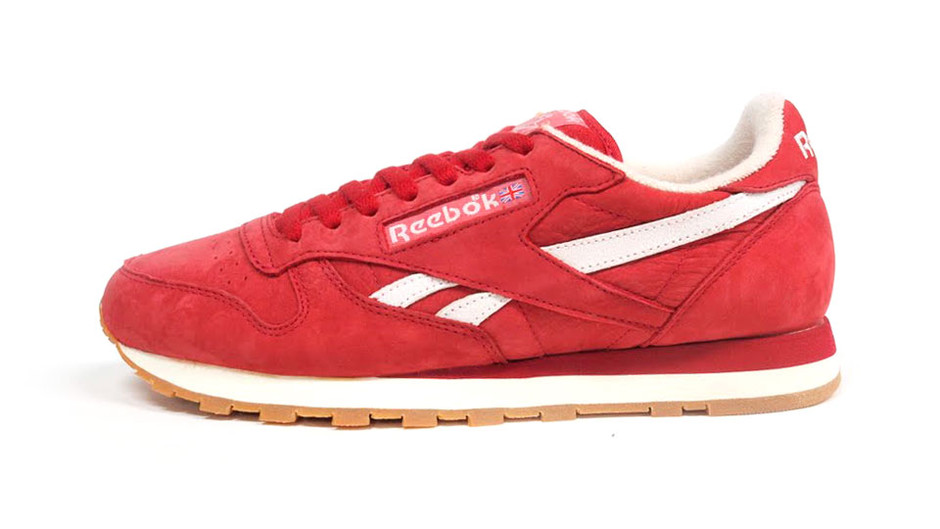 CL LEATHER VINTAGE 「CL LEATHER 30th ANNIVERSARY」 RED/WHT/GUM リーボック Reebok | ミタスニーカーズ|ナイキ・ニューバランス スニーカー 通販