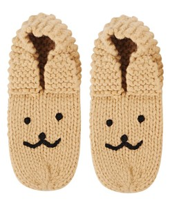 Knitted Doggy Slippers | Shop kids,parenting, family | Kaboodle