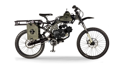 Motoped - Survival