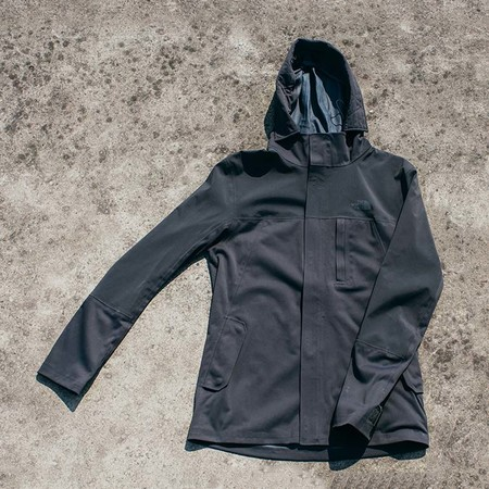 Urban TNF Mountain Jacket - Asphalt Grey