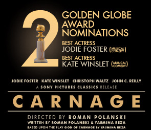 Carnage || A Sony Pictures Classics Release