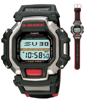 Casio: G-Shock DW-8195-1A4 DW-8xxx photos, videos and specifications DW8195-1A4 | Watch Archive