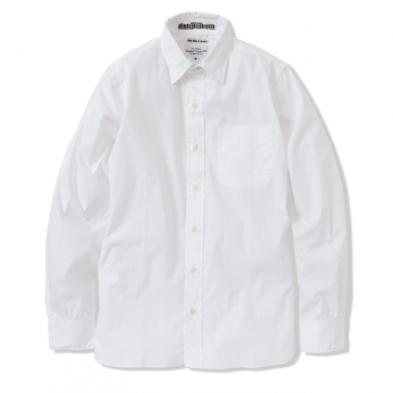 GAMBERT CUSTOM SHIRTS FOR UNIVERSAL PRODUCTS[WHITE] - 1LDK|ONLINE STORE