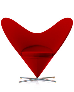 Heart Cone Chair(ハートコーンチェア):hhstyle.com