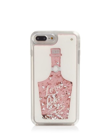 kate spade new york Glitter Love Potion iPhone 7 and 8 Plus Case