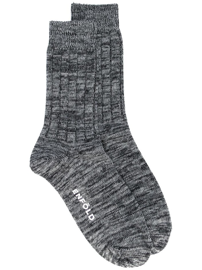 Enföld Blurry Stripes Socks - Minetti - Farfetch.com