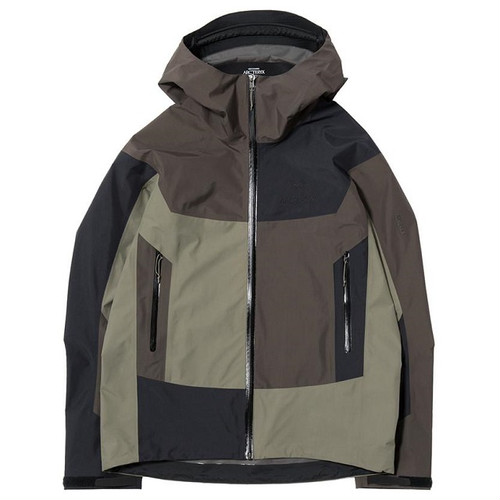 ARC'TERYX BETA SL EXCLUSIVELY FOR LIVESTOCK / PATCHWORK GORE-TEX JACKET (アークテリクス ベータ SL ライブストック別注 限定 パッチワーク ゴアテックス ジャケット) | Never Clothes
